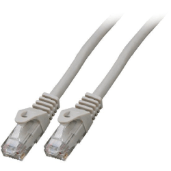 Netzwerkkabel grau